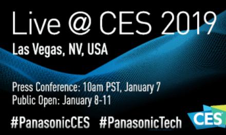 CES: Make Sense of the Tech Buzz with Panasonic Live