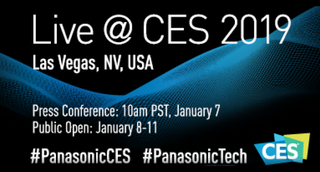 CES: Make Sense of the Tech Buzz with Panasonic Live