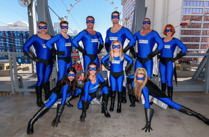 Las Vegas: Get Flying with the Fly Linq Zipline at The Linq Promenade