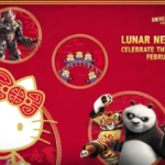 "Universal Studios Hollywood Celebrates Lunar New Year and the ""Year of the Pig"" from February 2–17"