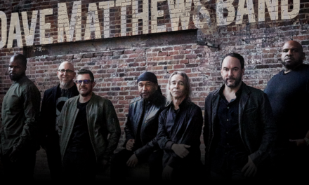 Dave Matthews Band Annc's 2019  North American Summer Tour