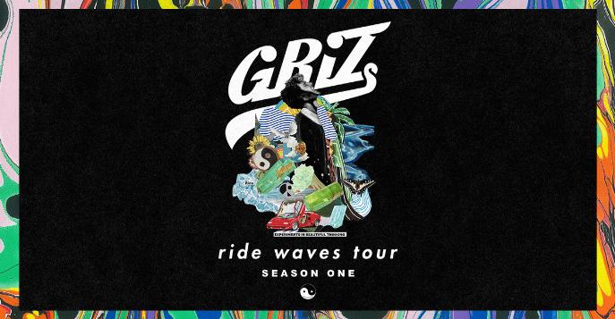 Griz Annc's Album 'Ride Waves', release new single 'I'm Good' Annc's US Tour