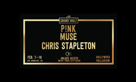 P!nk, Muse, Chris Stapleton Headline Citi Sound Vault shows during Music's Biggest Week