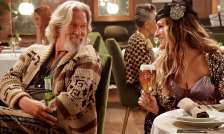 Superbowl 2019: Lebowski and Carrie Bradshaw Cheers to Stella Artois [VIDEO]
