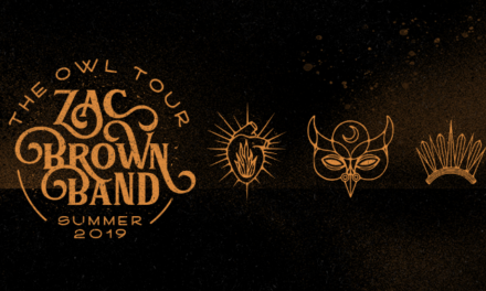 Zac Brown Band Annc ' The Owl Tour' Summer 2019