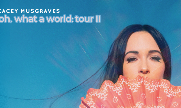 Hot! News!  Kacey Musgraves Sells-Out!  Adds more to 'Oh, What a World: Tour'