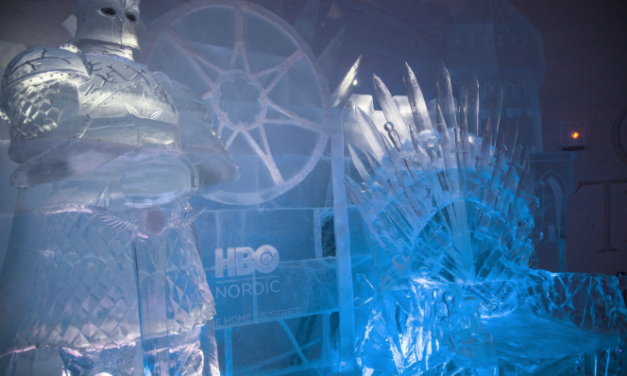 Travel: HBO's Winter is here! Finland's Game of Thrones ice hotel is back.
