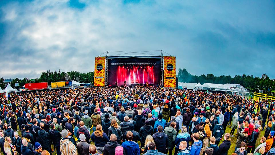 Iceland's Secret Solstice 2019 Announces Phase 2 Lineup With Black Eyed Peas, The Sugarhill Gang, Patti Smith and Band, Sólstafir, Vök, Hatari and More!