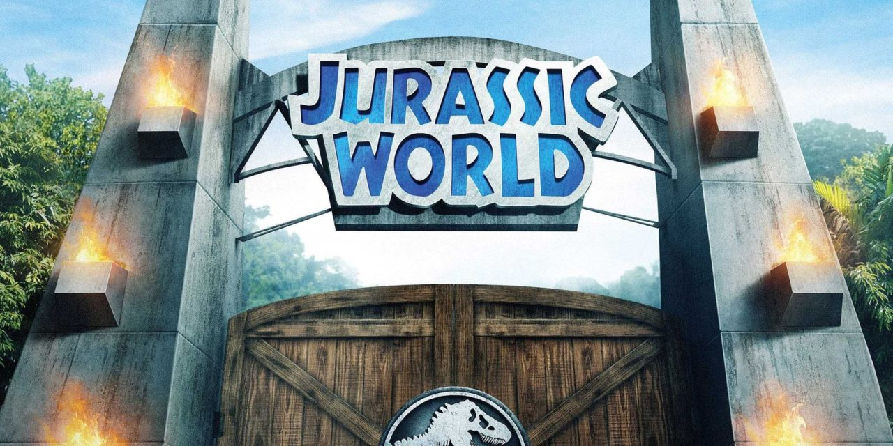 "Universal Studios Hollywood Previews ""Jurassic World—The Ride,"" Opening this Summer"