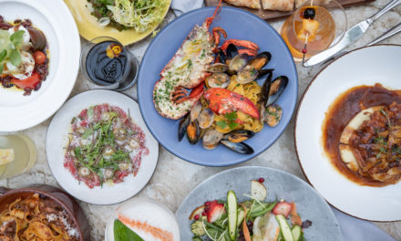 Los Angeles Restaurant: Introducing Culina & Vinoteca – After Nine Years Chef de Cuisine Luca Moriconi's Modern Tuscan Cuisine & More!
