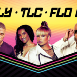 Nelly, Tlc and Flo Rida Annc Summer Amphitheater Tour