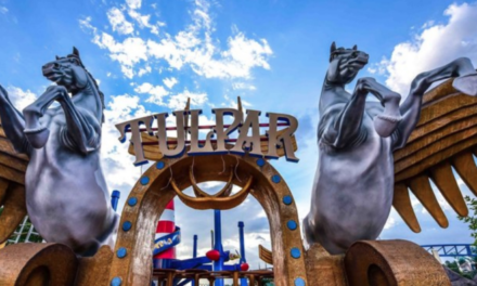 It's 3x Bigger Than Disney!  Amazing!  Turkey opens a theme park, details here!