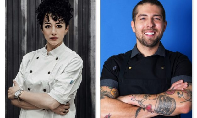 Feast with 'Spread The Love' April 26: Guest Chef Elia Aboumrad & Chef Sammy Mounsour, Special Dinner Series Benefitting Miry's List at Spread Mediterranean Kitchen