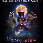 "Universal Studios Hollywood Celebrates the All-Original Halloween Horror Nights Maze, ""Holidayz in Hell"""
