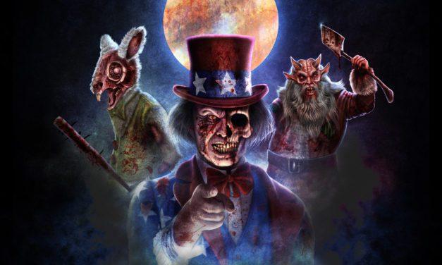 "Universal Studios Hollywood Celebrates the All-Original Halloween Horror Nights Maze, ""Holidayz in Hell"""
