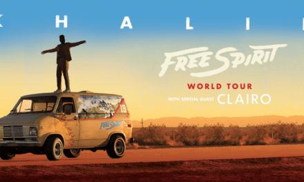 Khalid's 'Free Spirit' Heads to North America