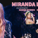 Ready for a Sexy Twang?! Miranda Lambert embarks on 'Roadside Bars & Pink Guitars Tour 2019'