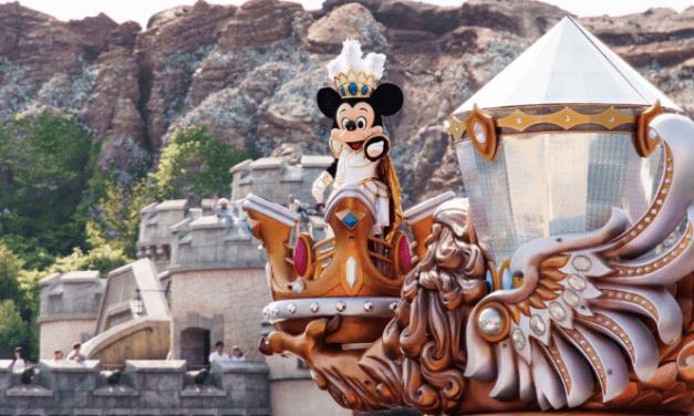 Disney: Starting May 1, Park Bans More Family Needs