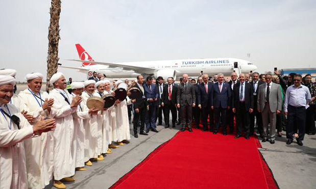 Travel: Turkish Airlines continues its expansion with flights to Marrakesh