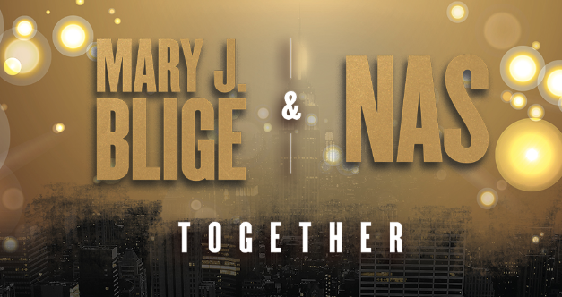 Mary J. Blige and Nas Annc First-Ever Co-Headline North American Summer Tour