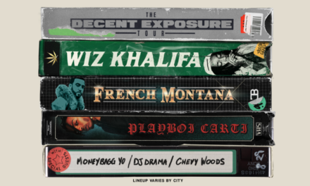 Wiz Khalifa Anncs The Decent Exposure Summer Tour