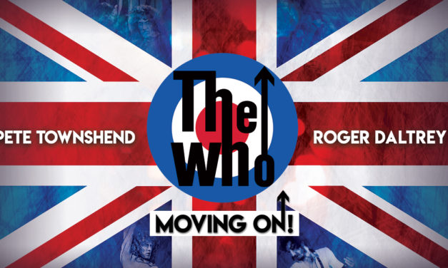 The Who Annc Special Guests for 2019 North American 'Moving On!' Tour