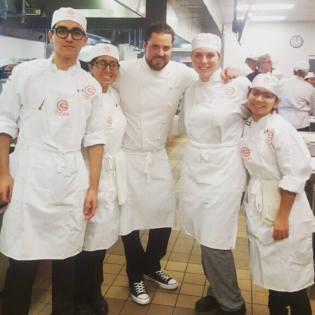 Los Angeles: Chef Neal Fraser of Redbird, Vibiana Hosts C-CAP Los Angeles 2nd Annual Full Circle Benefit