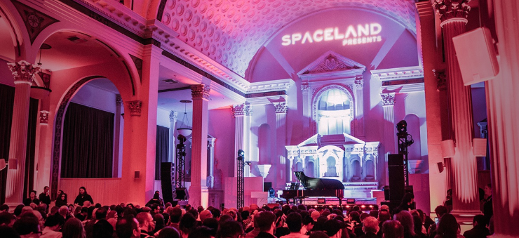 "Los Angeles: Live Nation Acquires Legendary ""Spaceland Presents"""