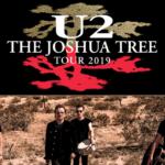 Global Concert – U2: The Joshua Tree Tour 2019