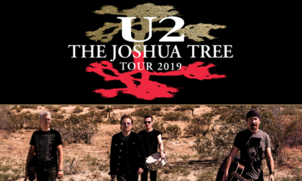 Global Concert – U2: The Joshua Tree Tour 2019