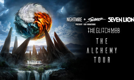 Nightmr + Slander Present Gud Vibrations, Seven Lions, and the Glitch Mob Annc First Ever U.S. 'The Alchemy Tour'