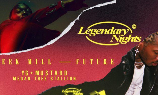 Meek Mill and Future Annc Co-Headline 'Legendary Nights' U.S. Fall Tour
