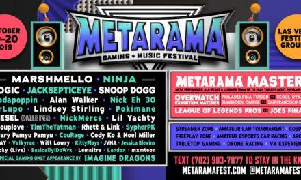 Marshmello, Ninja, Logic, Snoop Dogg, more Play Inaugural Metarama Gaming + Music Fest Oct 19-20 at Las Vegas Festival