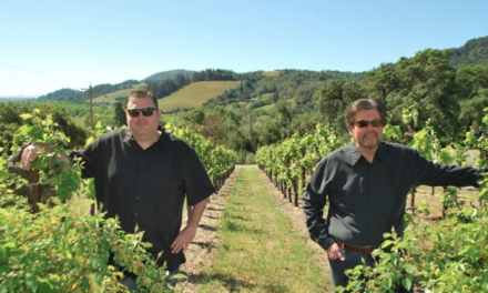 HomeField: Fourth Generation Sonoma Winemaker Adam Sbragia  Launches Home Field Red Blend