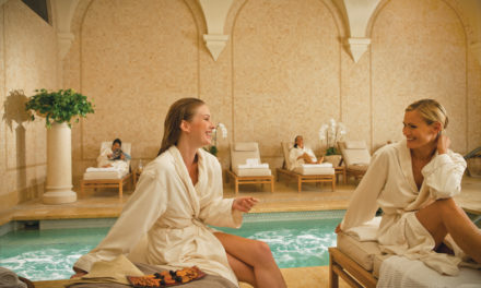Southern California: Soothing Luxury!  The Spa at Pelican Hill Debuts New Menu