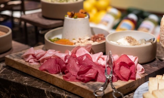 Los Angeles: Culina & Vinoteca Introduces A Farmer's Market Inspired Feast — New Pronto Market Lunch
