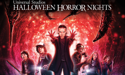 Universal Halloween Horror Nights:  New 'Stranger Things' News!