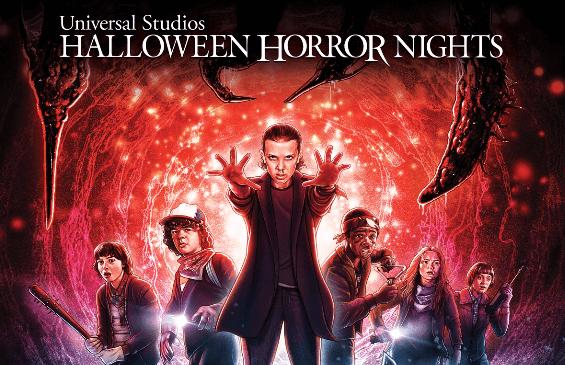 Universal Halloween Horror Nights:  New 'Stranger Things' News!