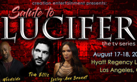 Find out who is Really Evil at TV Series 'Lucifer' 1st Fan Convention in LA! August 17-18
