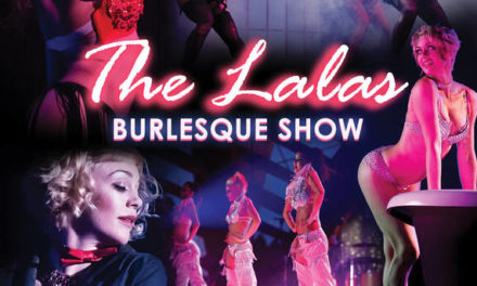 The Lalas Halloween Burlesque Show at Federal Bar