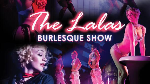 The Lalas Halloween Burlesque Show at Federal Bar