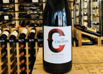From The Grapevine: Joel M. Fisher tastes 2016 Crusher Wilson Pinot Noir, Sebastiani Winery, 2016 Mas de Sainte Croix Tendress D'Un Climate