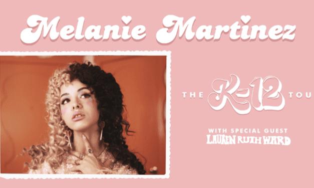 Melanie Martinez Anncs 'The K-12 Tour'