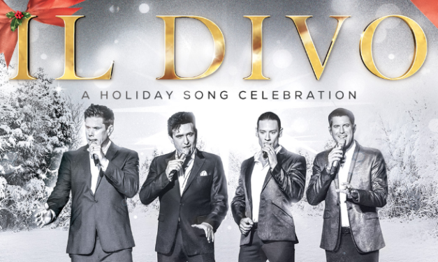 Il Divo Annc's Joyful New Tour 'A Holiday Song Celebration""