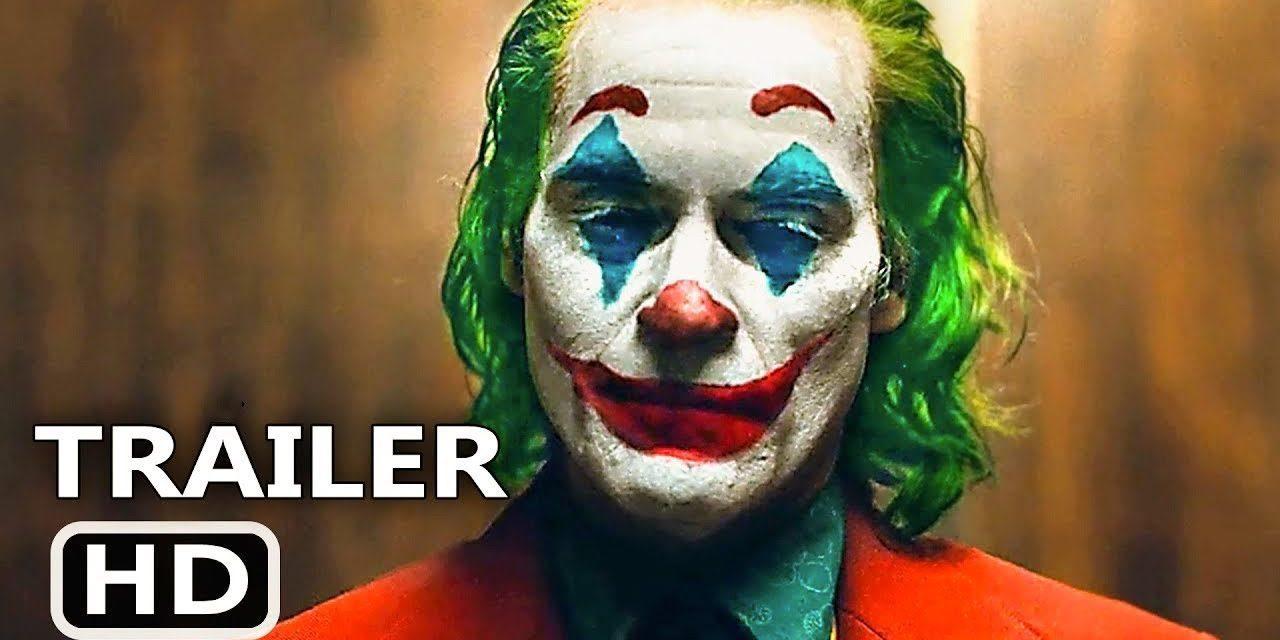 Oscar nominee Joaquin Phoenix Aims to Scar as 'Joker' Trailer Hits [Video]