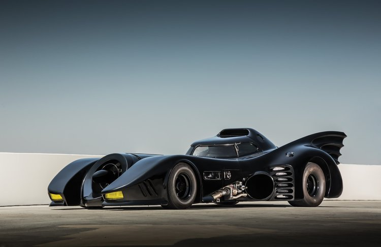 Petersen Automotive Museum Exhibits Hollywood Movie Cars of the Future