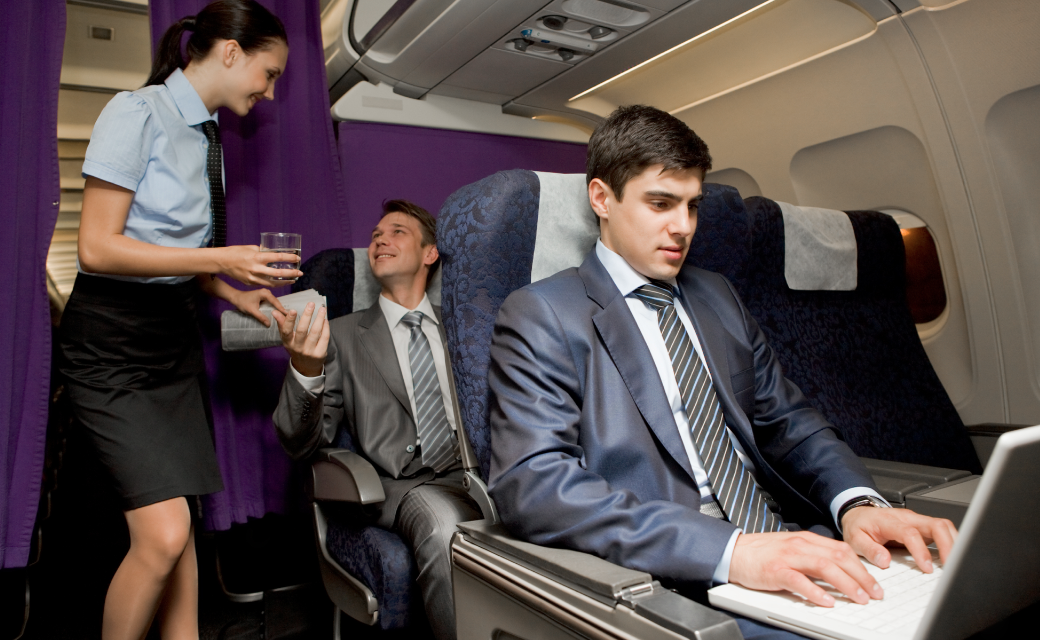 Travel: Why Flight Attendants Don't Help You Stow Your Luggage