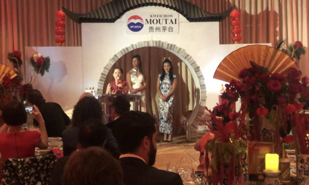Moutai 'Art of Toasting' in Luxurious Beverly Hills brings out Celebs and Celebration