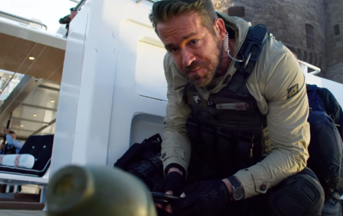Ryan Reynolds defies death for Netflix in Michael Bay's '6 Underground' [Video]