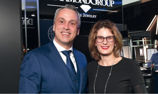 Baselworld: DiamondGroup's Anke Schmidt, Frank Heringer reveal De Beers Diamond Grading Report